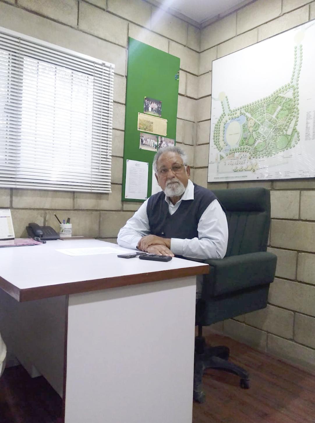 chairman HSP